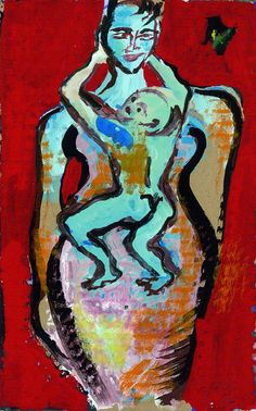 Bad Painting, Elvira Bach, Neo Expressionism, Art Auction, Selfies, Berlin, Artist, Art, Germany
