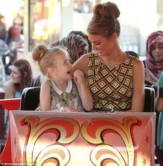 TOWIE's Chloe Sims and her mini-me daughter Madison enjoy a theme park day out Chloe Sims, Mini Me, Days Out, To My Daughter, Park, Couple Photos, Couple Shots, Parks, Couple Pics
