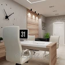 Картинки по запросу кабинет руководителя дизайн Loft Office, Office Workspace, Office Decor, Bedroom Office Combo, Office Walls, Office Interior Design, Office Interiors, Hospital Design, Interior Design Living Room