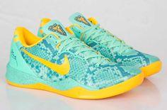 """Nike Kobe 8 System """"Green Glow"""""""