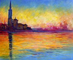 Claude Monet, 1912
