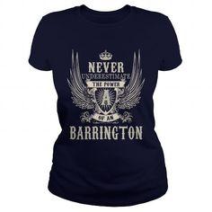 BARRINGTON BARRINGTONYEAR BARRINGTONBIRTHDAY BARRINGTONHOODIE BARRINGTONNAME BARRINGTONHOODIES  TSHIRT FOR YOU