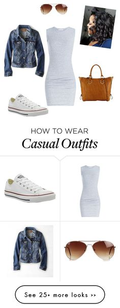 """Casual"" by beautyunequaled on Polyvore"