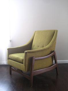 mid century modern rocking chair - Google Search