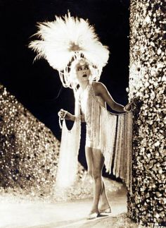 "Alla Nazimova in ""Salome"" (1923), one of the first art films to be made in the US"