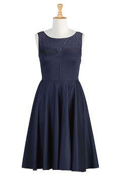 Shop Womens Full sleeve dresses - Ladies Designer Dresses - Shop Evening Dresses, Casual Dresses & More - | eShakti.com
