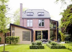 Altbau Nachher Freundliches Einfamilienhaus Bild 3 Architektur Jugendstilvilla Altbau Anbau