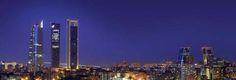 Madrid desarrolla un megaproyecto de iluminación urbana
