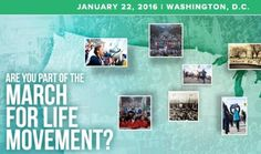 Voices for the Unborn: Last Chance to Register for the March for Life Conference and Rose Dinner!  http://voicesunborn.blogspot.com/2016/01/last-chance-to-register-for-march-for.html#.VplL_CorLIU