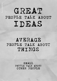 About.. People & People / Design by Vasilis Magoulas / #Quotes