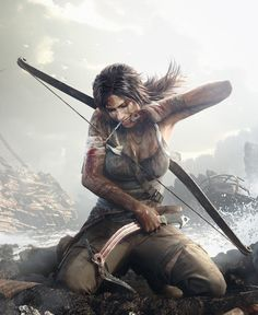 Box Artwork - Pictures & Characters Art - Tomb Raider