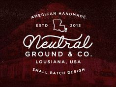 Neutral-ground-2 of my favorite things...coffee and graphic design typography
