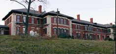 Overbrook Asylum is an Offbeat Attraction in Woodland Park. Plan your road trip to Overbrook Asylum in NJ with Roadtrippers. County Hospital, New Hospital, Abandoned Asylums, Abandoned Buildings, States In Usa, Abandoned Hospital, Woodland Park, Ghost Adventures, Ghost Hunters