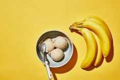 Banana Ice Cream Is the One-Ingredient Dessert You Need In Your Mouth ASAP