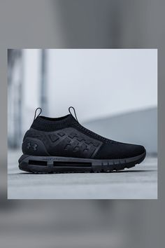 Mens Boots Fashion, Men's Fashion, Fashion Outfits, Under Armour, Football Stuff, Workout, Luxury Shoes, Mens Clothing Styles, All Black Sneakers