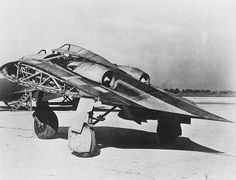 Image: Horten Ho 229 | Nazi Aircraft | Pinterest | Horten ho 229