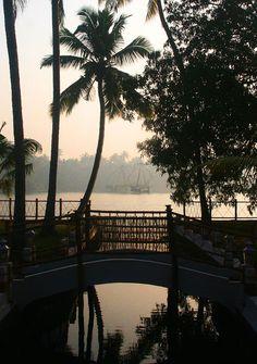 LES 3 ELEPHANTS - Backwater Eco Resort - Cherai Beach Kerala India    #kerala #india #backwaters  http://www.facebook.com/3elephants.cheraibeach