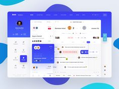 Game Chat designed by Slava Kornilov for Geex Arts. Connect with them on Dribbble; the global community for designers and creative professionals. Dashboard Ui, Dashboard Design, Web Layout, Layout Design, Design Design, Graphic Design, Design Thinking, Usa Today, Motion Design