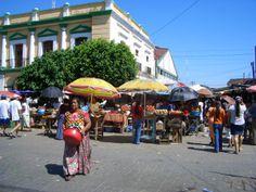 Juchitán de Zaragoza, Oaxaca.