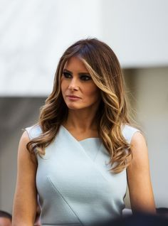 Did Donald Trump Just Give Melania Her Own October Surprise?+#refinery29