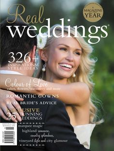 Real Weddings - Issue 15