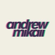 #andrewmikail #drwproject #andkai
