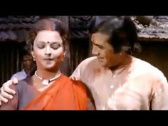Today its a #BirthAnniversary of the legendary director #HrishikeshMukherjee, so lets pay him a tribute through this song from #NamakHaraam