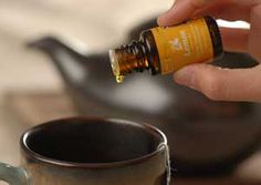 Drinking Young Living Essential Oil is so delicious in water and keeps you healthy!