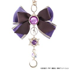 Sailor Saturn bag charms