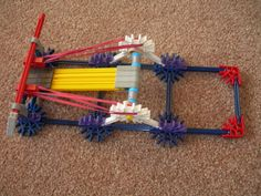 Knex catapult instructions