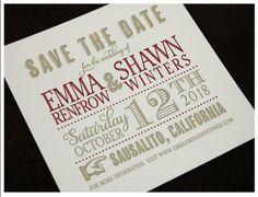 On PaperWedding Invitation Photos