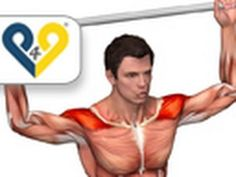 Cuban Rotation - for the rotator cuff Chest Workouts, Fun Workouts, Training Plan, Weight Training, Rotator Cuff Treatment, Rotator Cuff Exercises, Best Shoulder Workout, Physical Therapy Exercises, Muscle