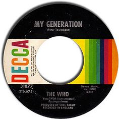 500 Greatest Songs of All Time: The Who, 'My Generation' | Rolling Stone