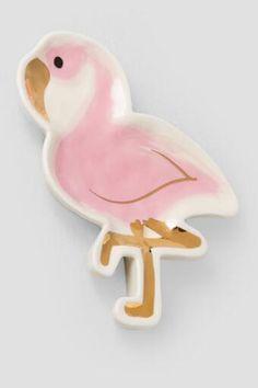 Flamingo Trinket Dish