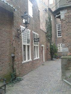 Mooi straatje Nijmegen