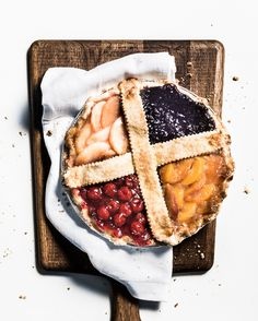 everything you could want in a pie