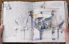 Andi Arnovitz   Sketch 58