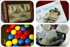 13 quick and easy Father's Day ideas