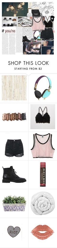 """""""☮Like Paper Planes☮"""" by kwiatekmarek ❤ liked on Polyvore featuring Piet Hein Eek, AG Adriano Goldschmied, Chanel, Urban Decay, CHESTERFIELD, Aerie, Topshop, Missoni, Giuseppe Zanotti and Burt's Bees"""
