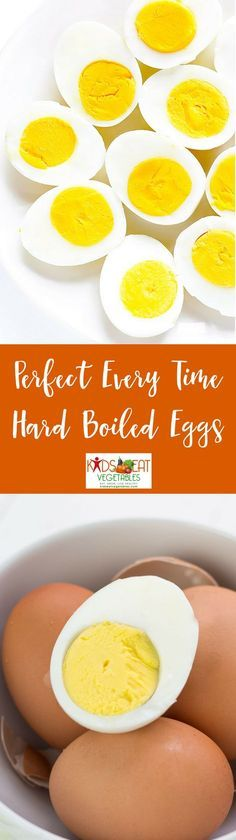 We've all been there, you want an easy, quick breakfast or protein snack, hard boiled eggs are the perfect solution. But instead of a quickly removing the egg shell of a hard boiled egg, you are picking tiny egg shells off an egg or have large pieces of Healthy Snacks For Diabetics, Protein Snacks, Healthy Meals For Kids, Healthy Eating, Health Snacks, Easy Hard Boiled Eggs, Hard Boiled Egg Recipes, Peeling Boiled Eggs, Perfect Boiled Egg