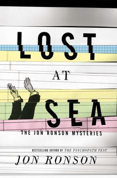 Lost At Sea - Jon Ronson