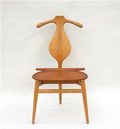 Hans J Wegner 1914-2007. 'Bachelor's Chair'