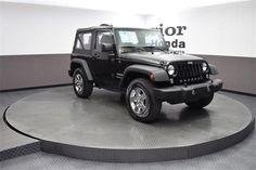 Used 2016 Jeep Wrangler Sport For Sale At Superior Honda In Harvey, LA For  $22,995