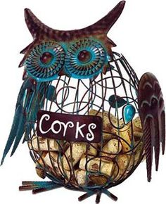 Picnic Plus Cork Caddy Owl - via eBags.com!