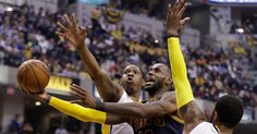 On Pro Basketball: LeBron James Issues a Timely Reminder of His Greatness