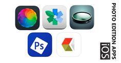 Cinco aplicaciones imprescindibles de edición fotográfica para iOS   Aunque desde la última versión, Instagram incorpora grandes opciones para editar nuestras fotografías antes de sub...