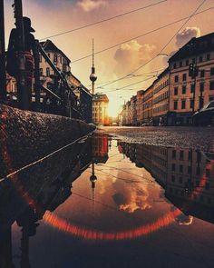 Instagram die Stadt Berlin