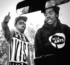 Earl Sweatshirt Featuring Tyler The Creator - WHOA