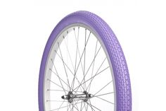 Duro Purple Beach Cruiser Tire | Chubby's Cruisers