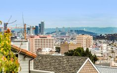 See this gorgeous view for yourself! 170 Fairmount Street, San Francisco, for sale by Danielle Lazier, SFhotlist & Keller Williams San Francisco